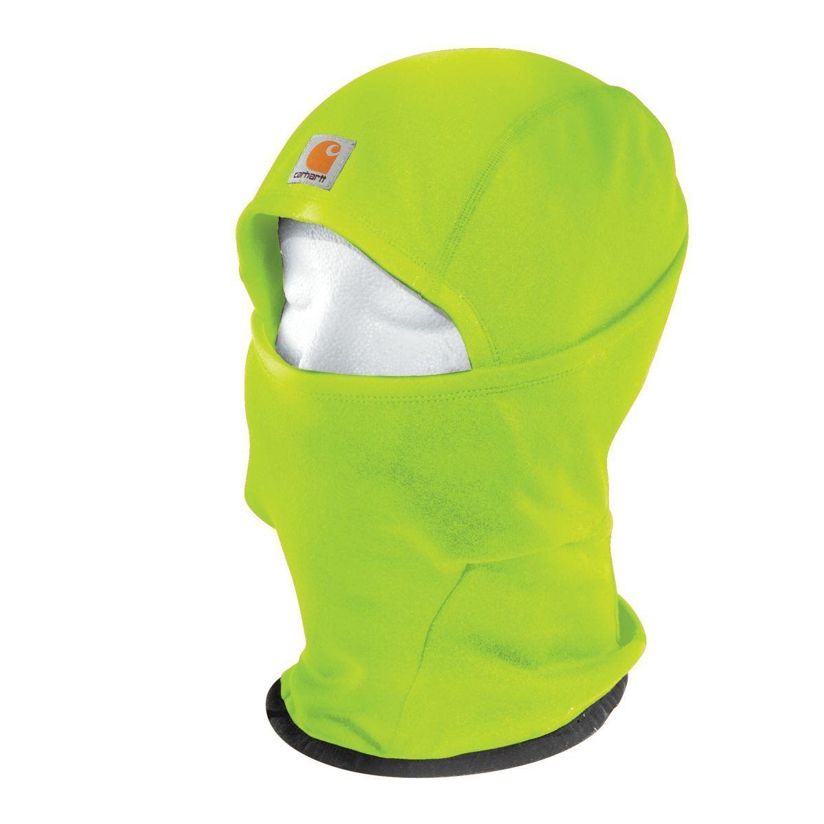 Carhartt Men\'s Brite Lime Force Helmet Liner Mask
