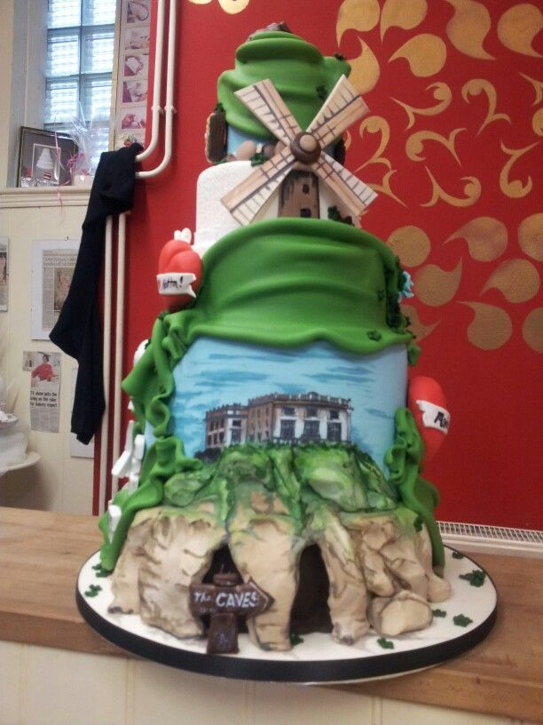 Nottingham Tourist Information Cake All You Need Is Cake Cake