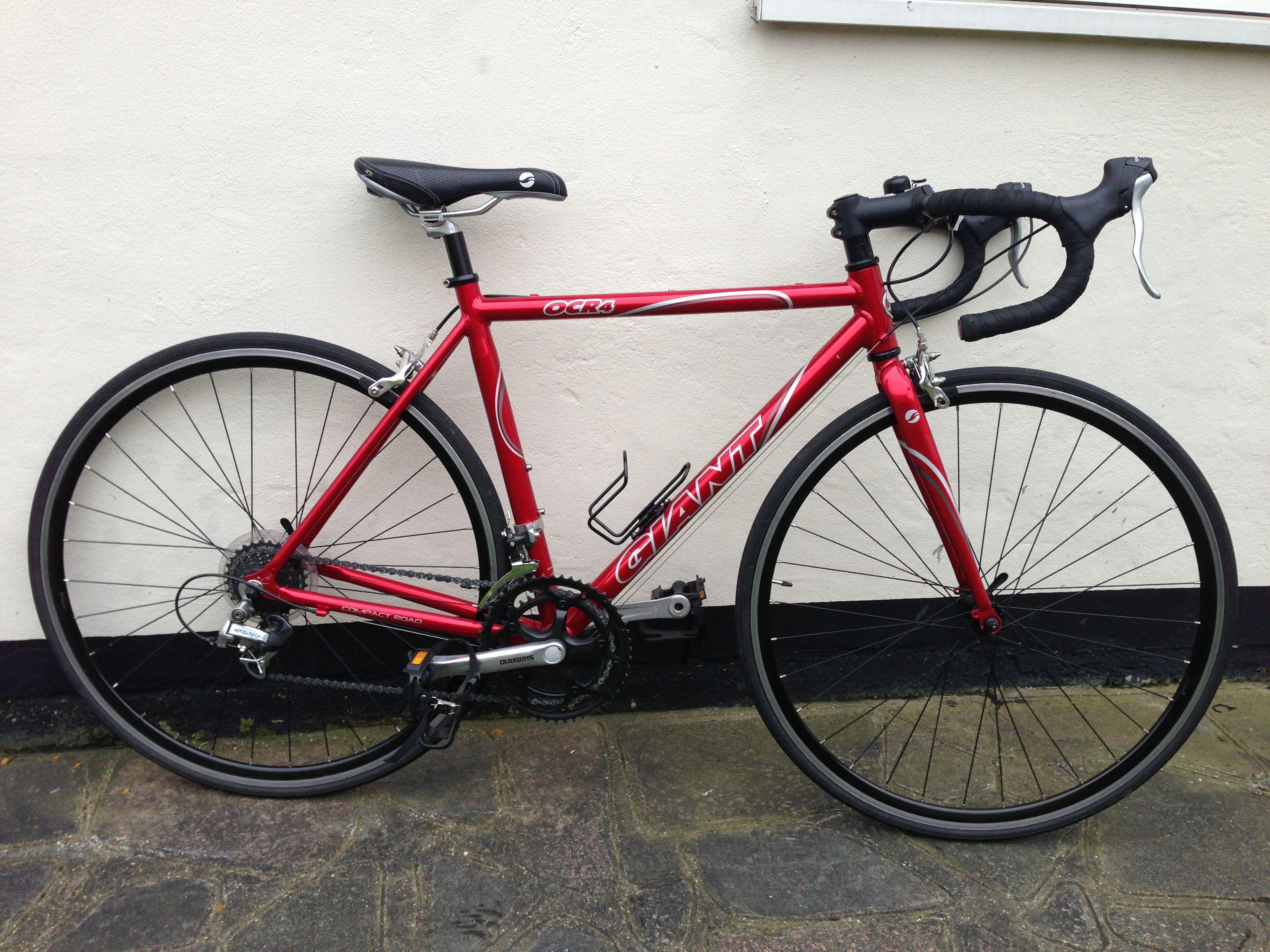 36efd5091cd giant ocr 4 (2006) - dean's bike | bike | Bike, Bicycle, Water bottle