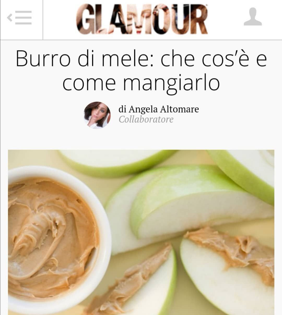 Spunti per la prima #colazione: avete mai provato il #burrodimele? Scoprite di cosa si tratta su @glamouritalia. Ho...