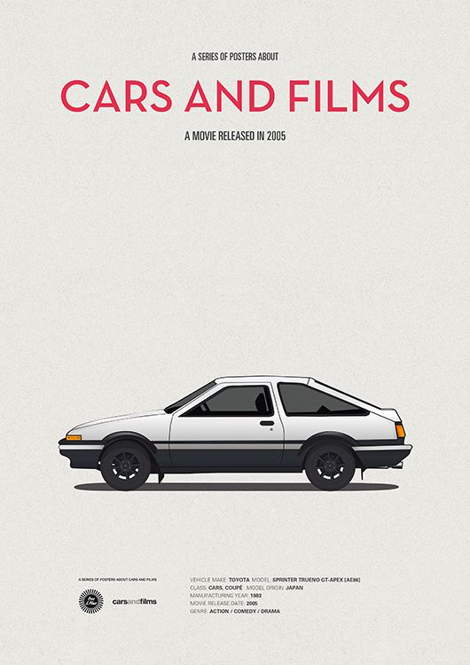 Cars And Films #7