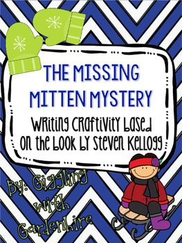 002 The Missing Mitten Mystery Giggling with Gardenhire