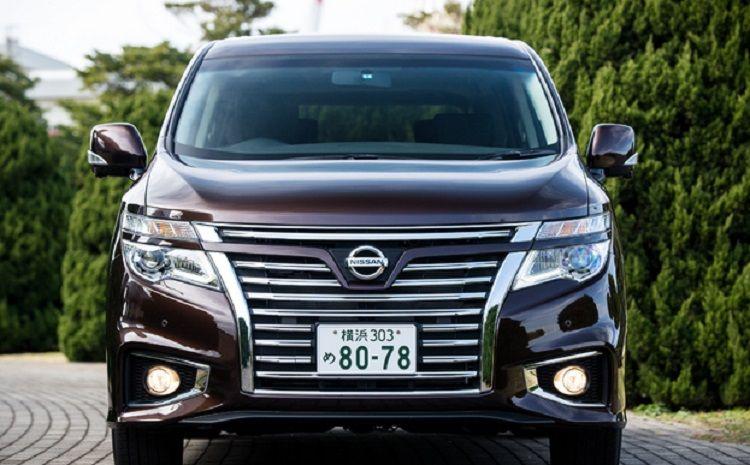 2015 Nissan Elgrand Nissan Elgrand Nissan Nissan Infiniti