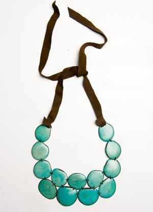 Inca Steps Necklace- Noonday Collection (Dawn's Pick)