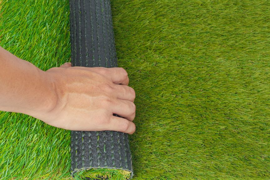 How to install Artificial Grass on Concrete London Milton