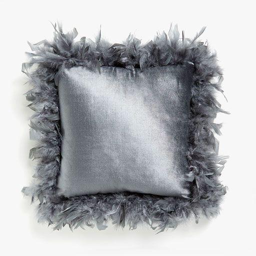 Zara Cuscini.Immagine Del Prodotto Cuscino Con Piume Cuscini Zara Home Piume