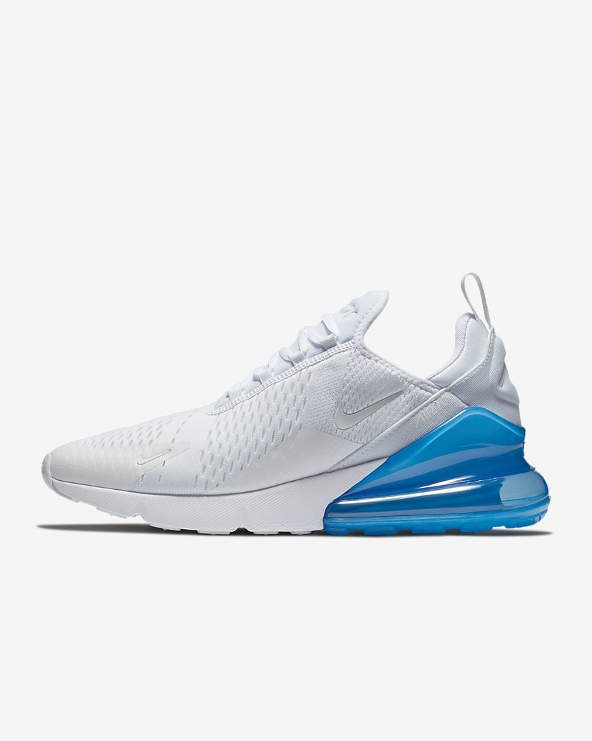 classic fit 78d4a ee945 Discover ideas about Air Max Day. The Nike Air Max 270 White Hot Punch ...