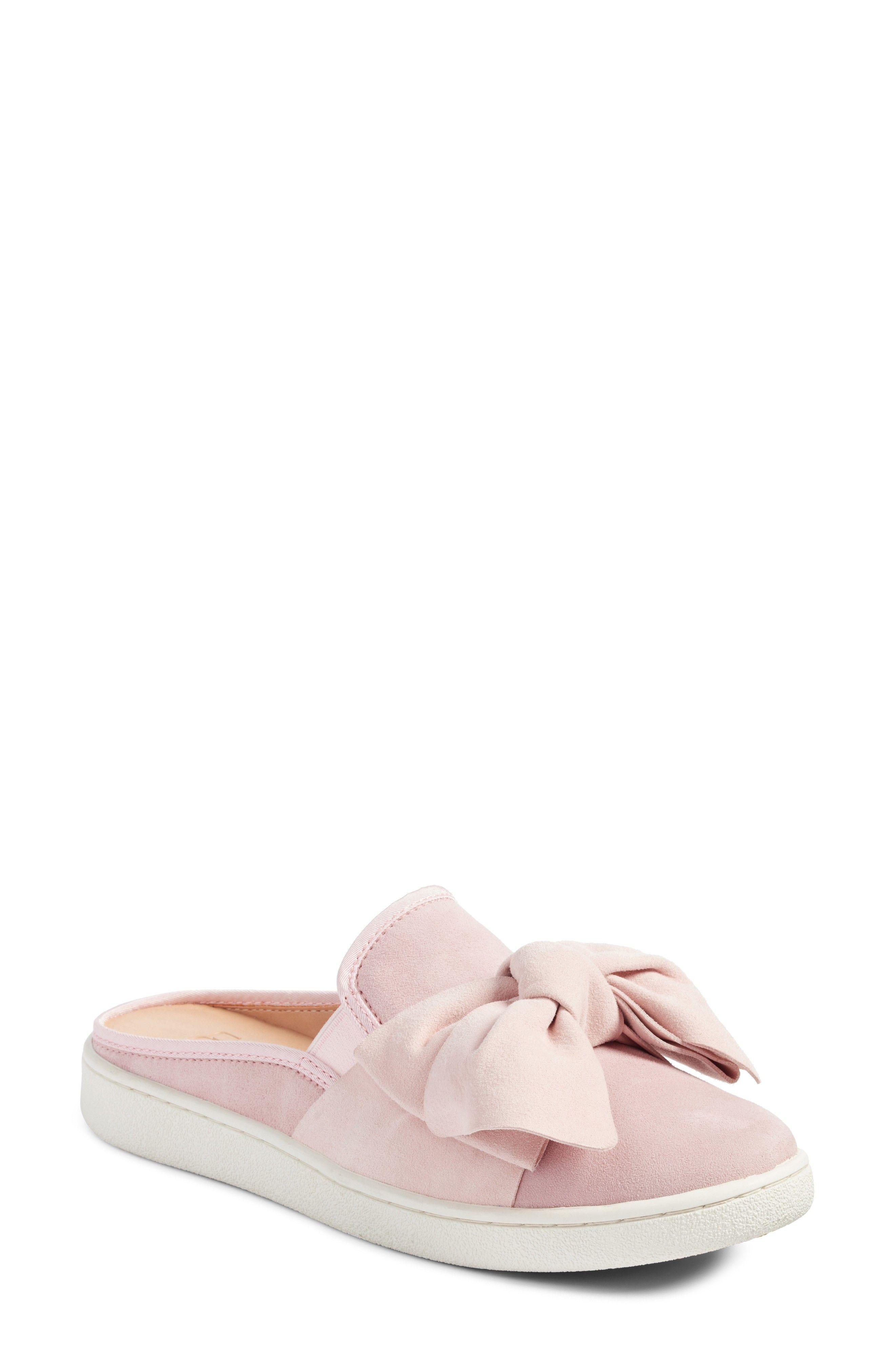UGG | Luci Bow Sneaker Mule #Shoes #Sneaker #UGG