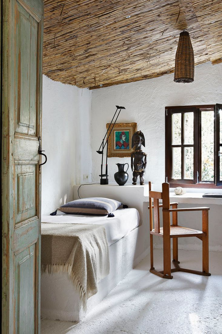 Photo of Spanish Eclectic: An Airy Stable Turned Guest House on the Mediterranean Coast
