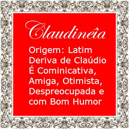 Para encontrar o significado do seu nome, visite o site: www.osignificadodosnomes.com