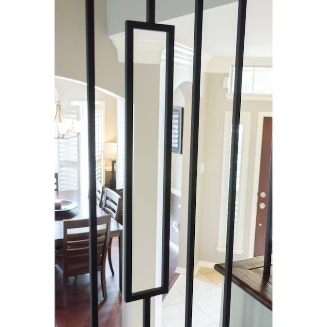 Best House Of Forgings Aalto 44 In Satin Black Wrought Iron Classic Stair Baluster In 2020 Stair 400 x 300