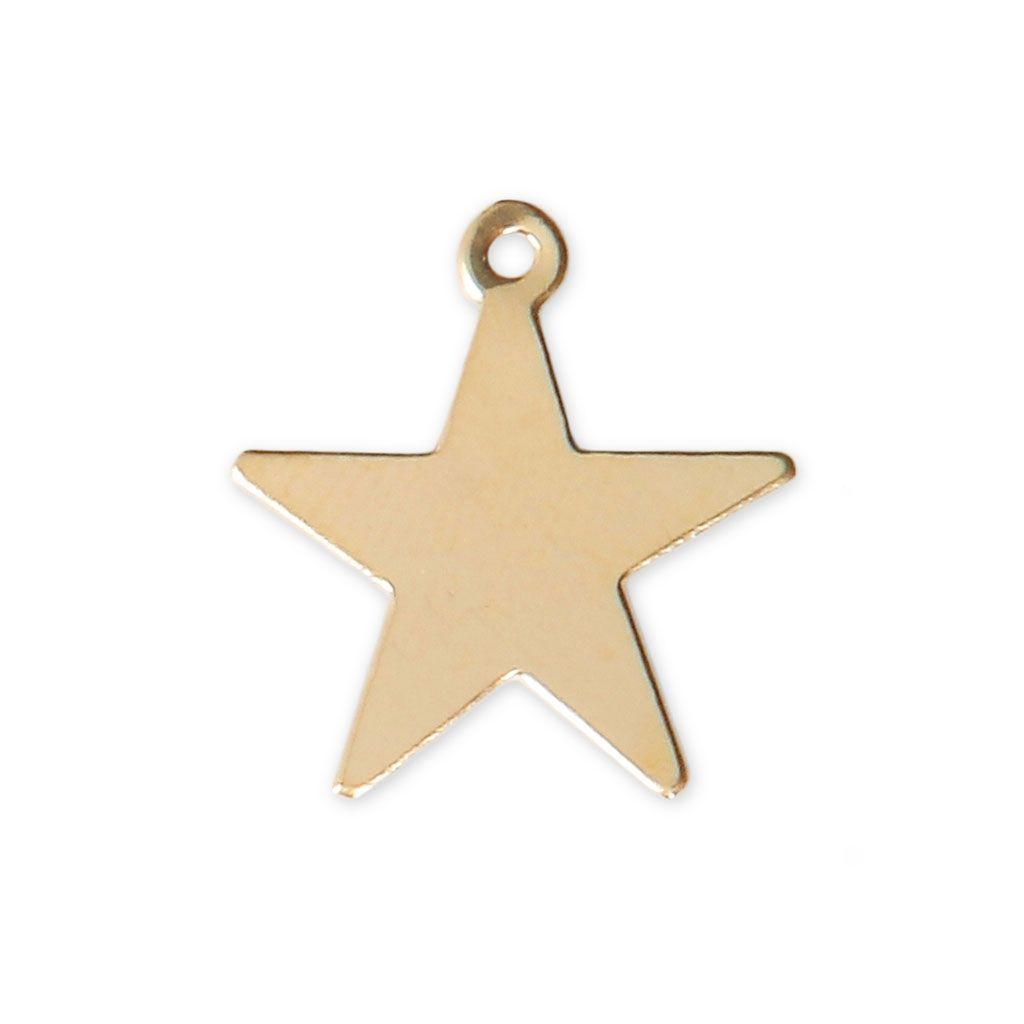#Breloque #fine #Etoile 15x14 mm en #Gold #filled 14 #carats x1 - #Perles & Co Servez-vous de cet #apprêt pour réaliser des #bijoux #fantaisie #faits-main. Voici quelques #idées #créatives #faciles à faire #soi-même : 1. Une jolie #chaîne pour bijoux #dorée, et hop le tour est joué.  2. Faites un #bracelet avec un #noeud #coulissant #simple.