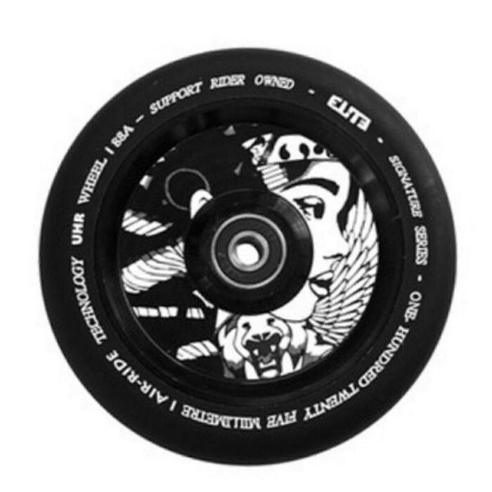 #elitescooters #wheels 110mm 125mm #scootering #freestylescooters #scooter #urbanfreestyle #sparkesykkel #pimpyourride ✌ #urbanfreestyle
