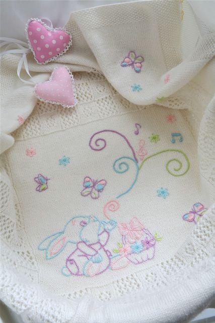 Copertine Nido Per Mamme E Bebè Mani Di Fata Blog Knitting