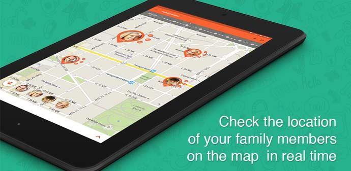 Aplikasi Gps Phone Tracker Aplikasi Android
