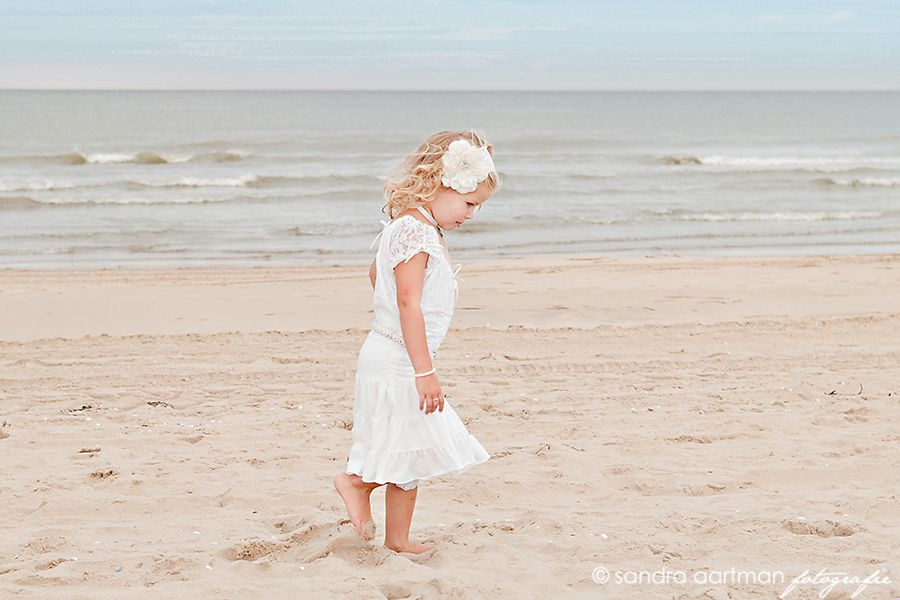 At the beach #kids #photography