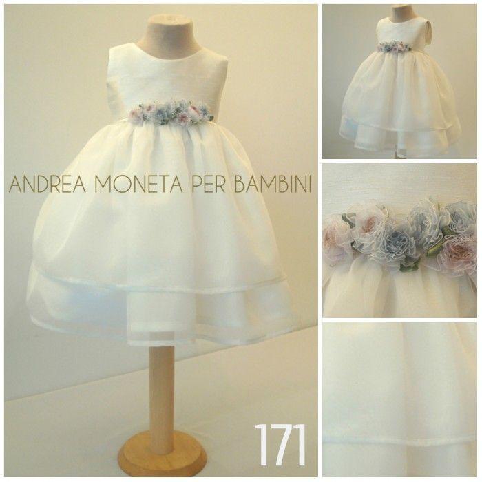 3d2cd2f73 171 Vestido Fiesta Bebe Nena - ANDREA MONETA PER BAMBINI