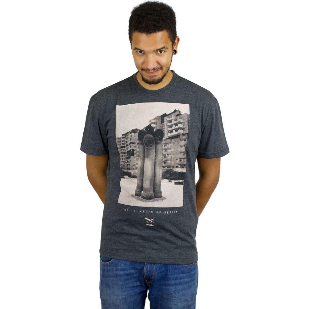 Iriedaily T-Shirt Trompets grau ★★★★★