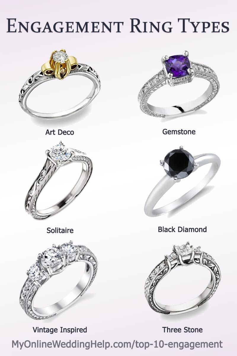 Inexpensive Engagement Ring Ideas And Alternatives Each Of These Rings Have Real Diamonds Affordable Wedding Ring Cheap Wedding Rings Sets Cheap Wedding Rings
