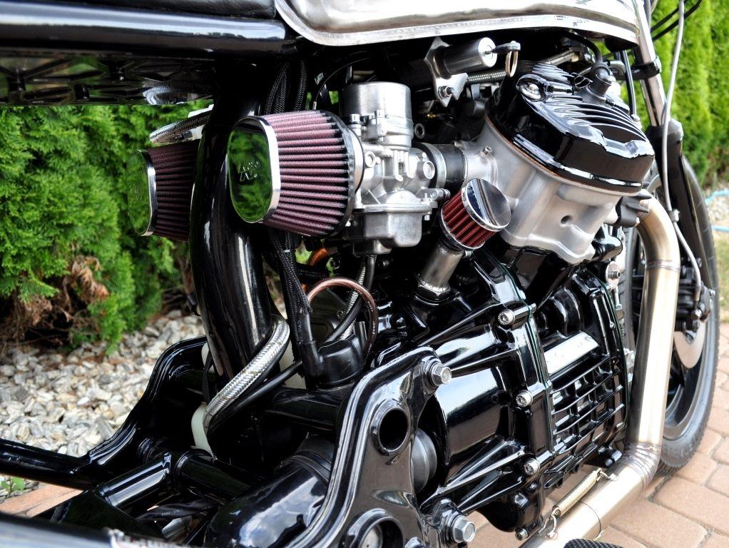 Honda Cx 500 Cafe Racer Caferacer Custom Pilne 6655620384 Allegro Pl Wiecej Niz Aukcje
