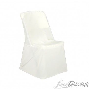 black lifetime chair covers outdoor brisbane polyester folding cover white 1 00 cheaper than renting