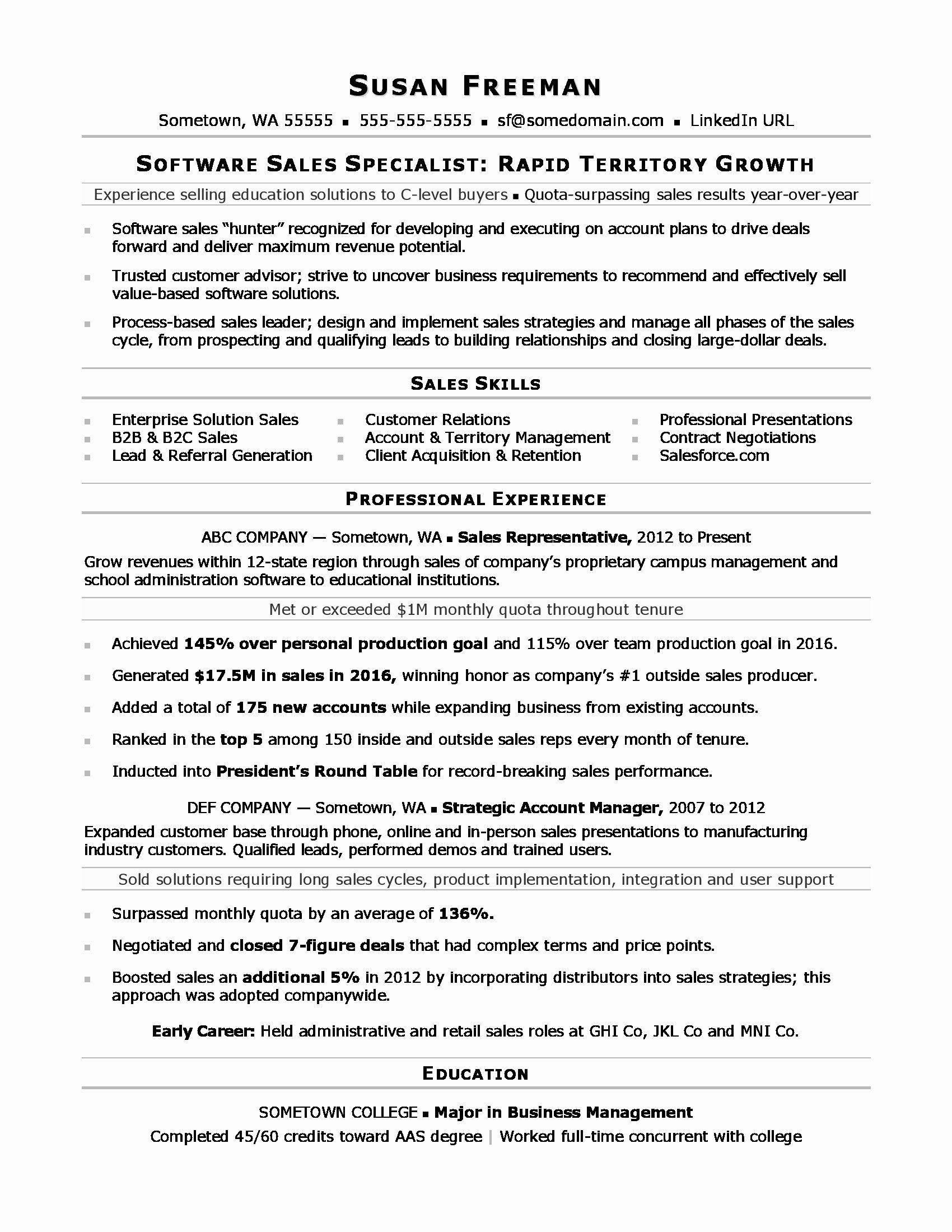 20 Entry Level Sales associate Resume in 2020 Sales