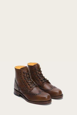 Arkansas Wingtip Boot