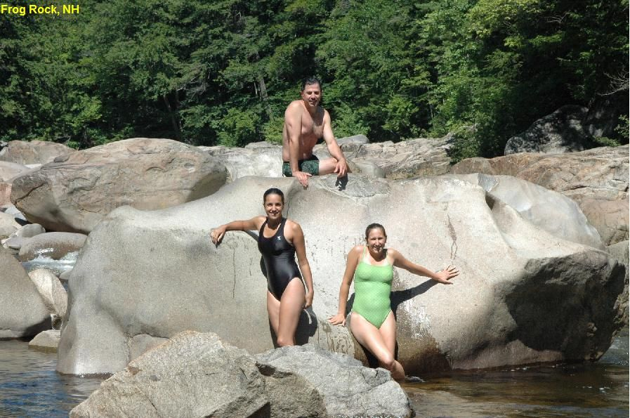 Taking A Dip In Maine S Beautiful Swimming Holes Summer