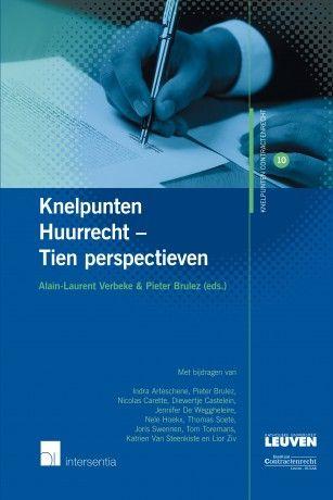 Verbeke, Alain Laurant. Knelpunten huurrecht: tien perspectieven. e-boek