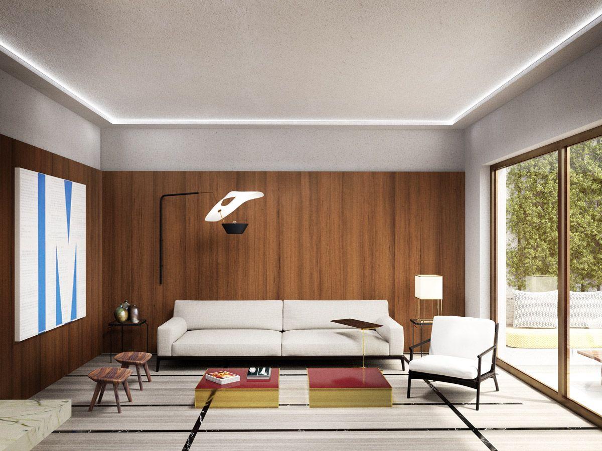 Home interior design hong kong villa r  humbert u poyet  walls  pinterest  villas