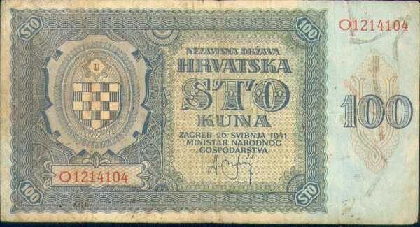 Hrvatska Vukovar Satellite State Nezavisna Drzava Hrvatska