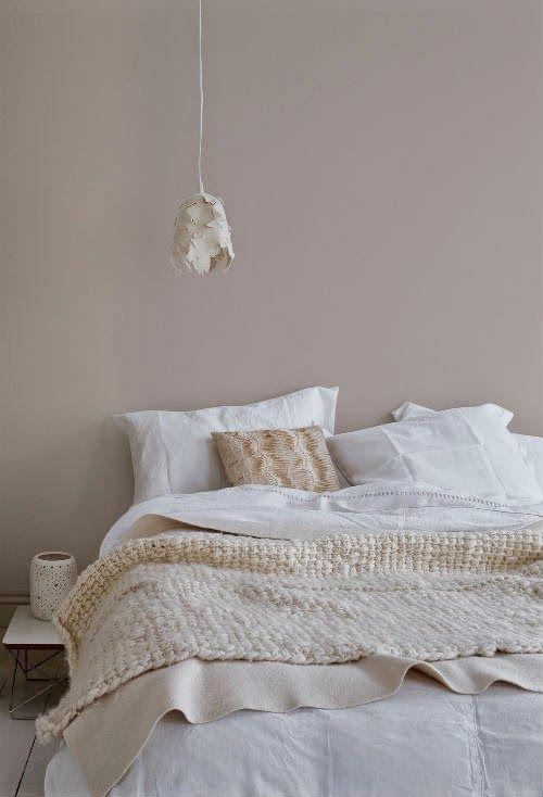 ALTROSA Als Wandfarbe Bringt Behaglichkeit. #KOLORAT#Wandfarbe #interieur # Schlafzimmer #streichen