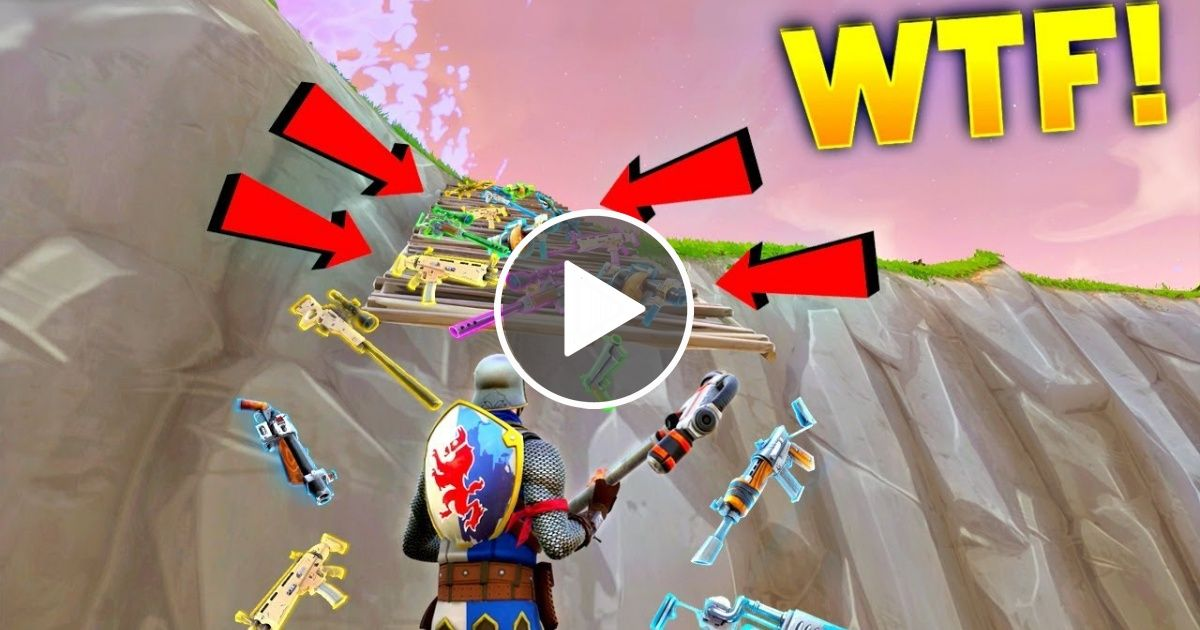 Epic Items Dropping Glitch Fortnite Best Funny Wtf Moments Epic
