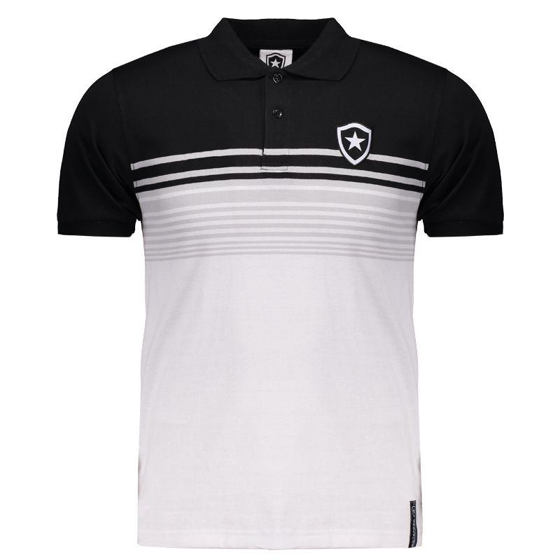 Polo Botafogo Juvenil Branca e Preta Somente na FutFanatics você compra  agora Polo Botafogo Juvenil Branca e Preta por apenas R  49.90. Botafogo. 25d61cdf77f52