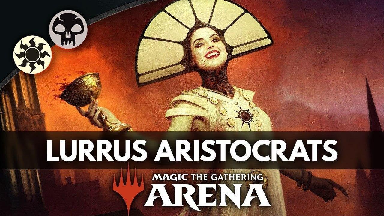 Lurrus aristocrats ikoria standard deck guide magic