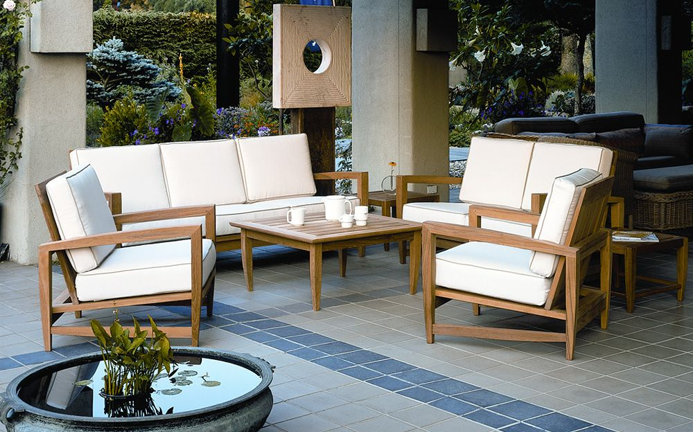 Teak Furniture For Outdoor Uses Darbylanefurniture Com In 2020 Teak Table Outdoor Teak Outdoor Furniture Outdoor Furniture Sofa