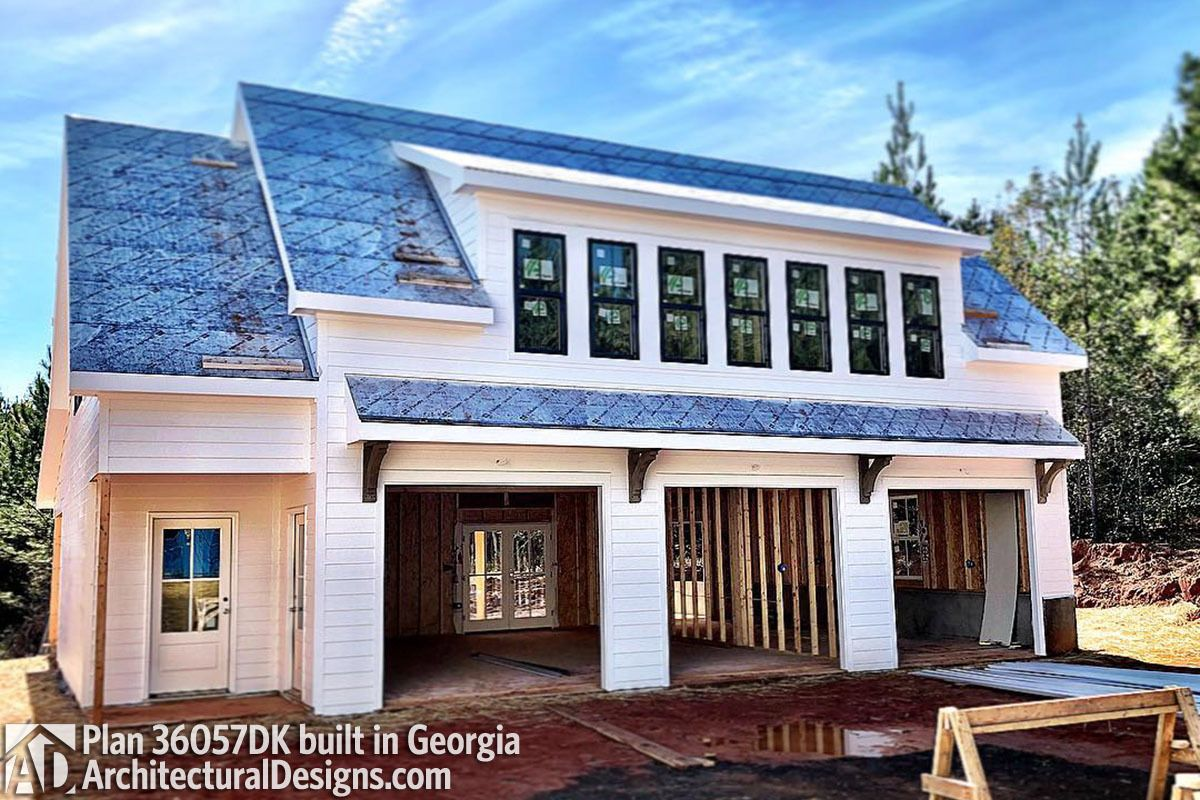 Plan 072g 0034 Carriage House Plans Garage House Plans Modern House Plans