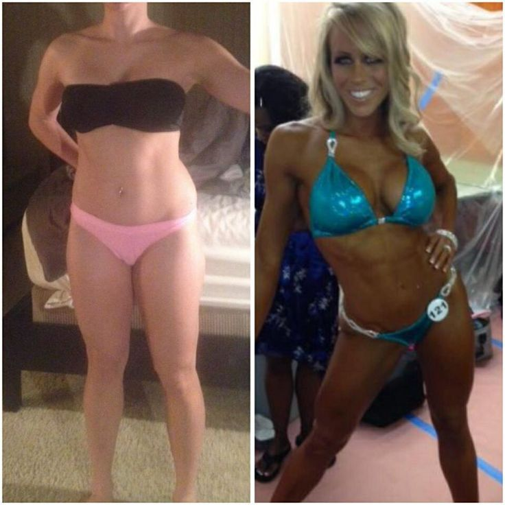 How much weight to lose for bikini — photo 13