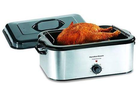 Hamilton Beach 22 Quart Roaster Oven 39 92 Roaster