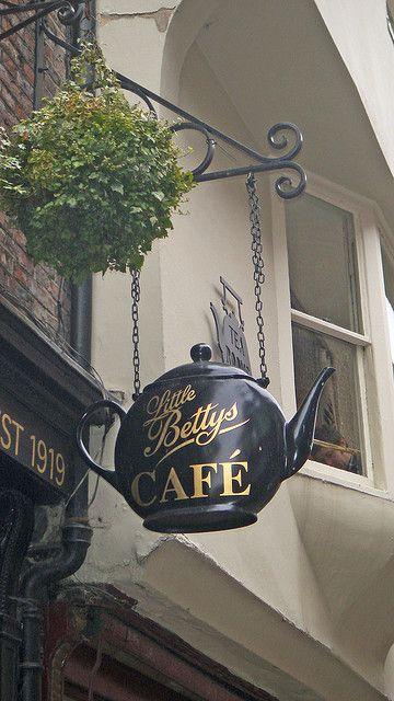 Tea Anyone? #teashops