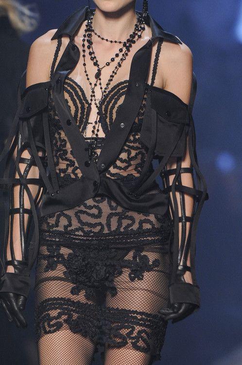 Details @ Jean Paul Gaultier   SS13