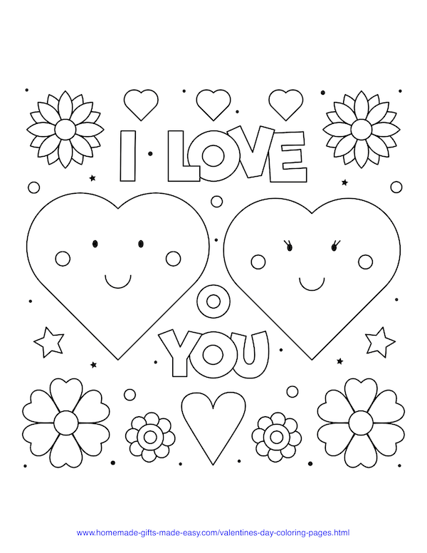 50 Free Printable Valentine S Day Coloring Pages Valentines Day Coloring Page Valentines Day Coloring Valentine Coloring
