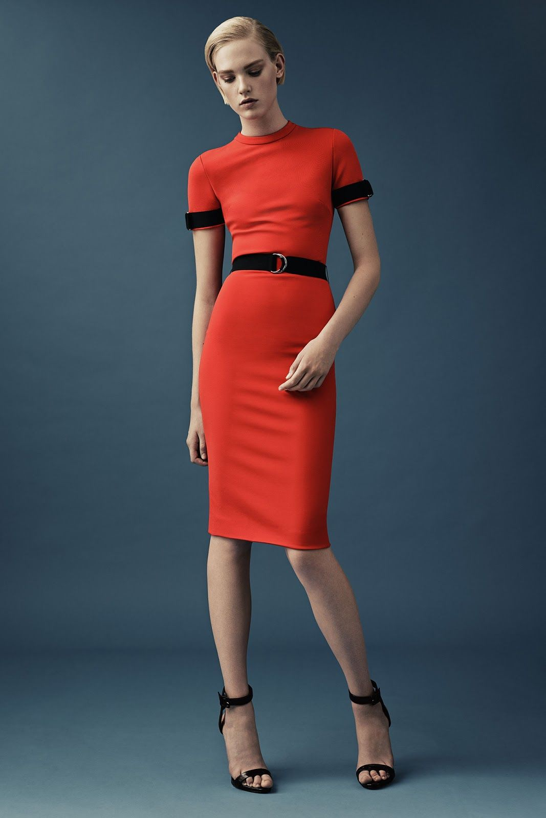 visual optimism; fashion editorials, shows, campaigns  more!: charlene hogger for mugler resort 2015