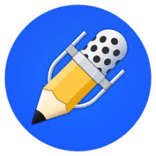 Notability app creates notes that integrate handwriting