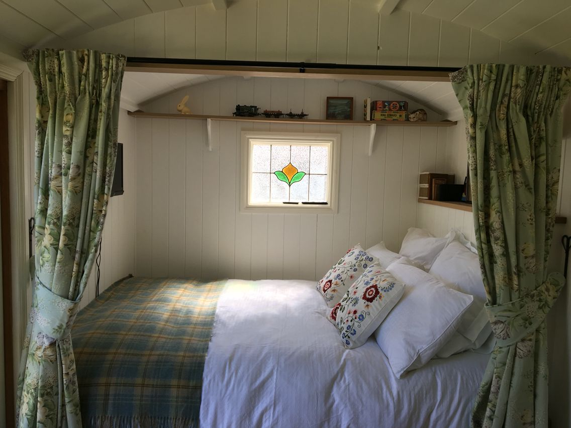 Bettnische-Bild von Iris Janssen  Wohnung