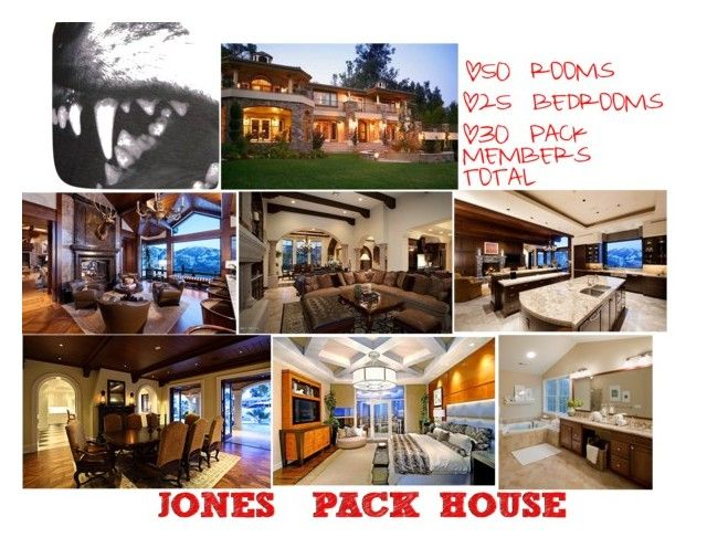 """""""Jones' Pack House"""" by black-onyxx ❤ liked on Polyvore featuring Blood Brother"""