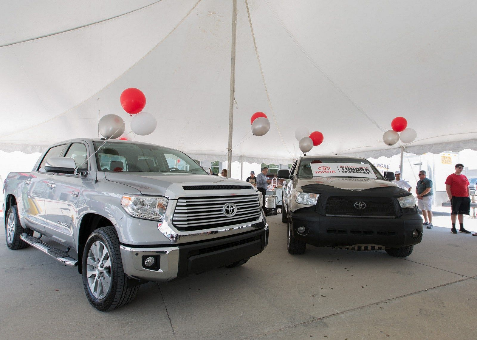 Learning from a toyota truck after eight safe years on the road toyota customer victor sheppard was so satisfied with his toyota tundra even after