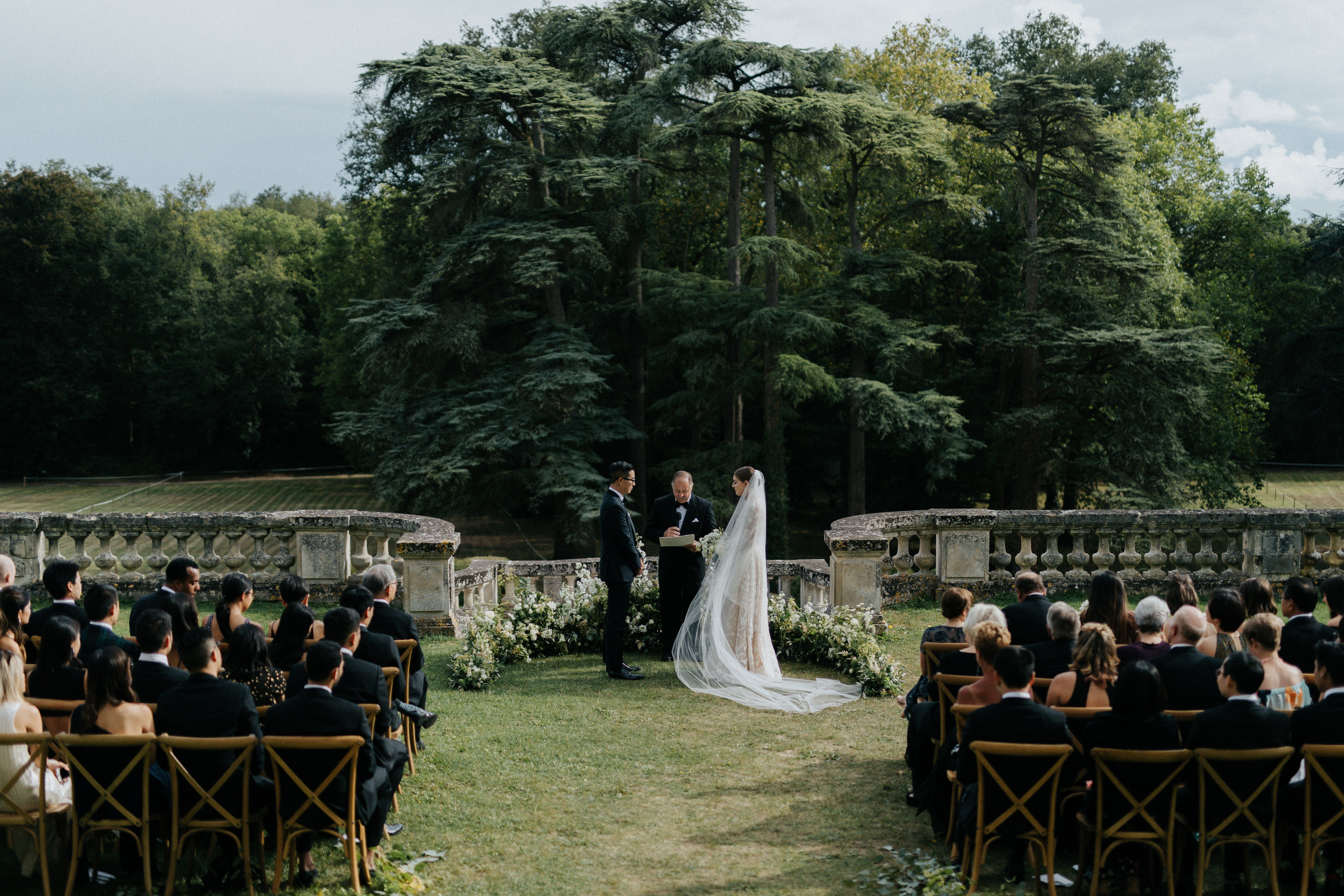 An Intimate Destination Wedding Weekend In France