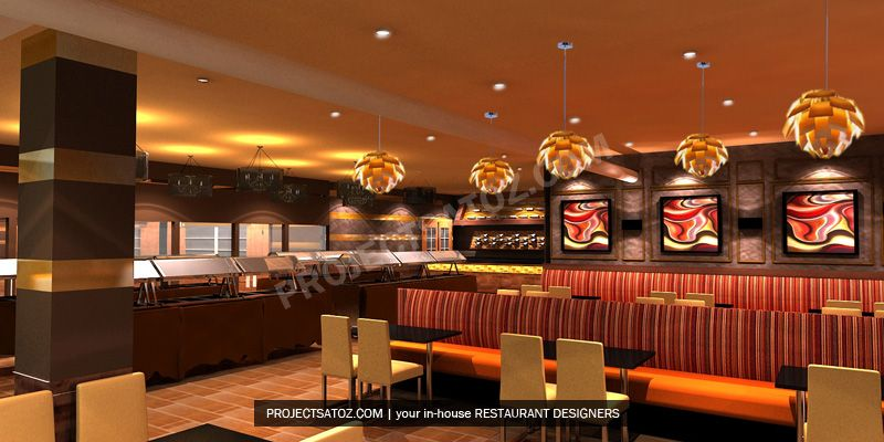 Modern Indian Restaurant Restaurant Design Restaurant Design