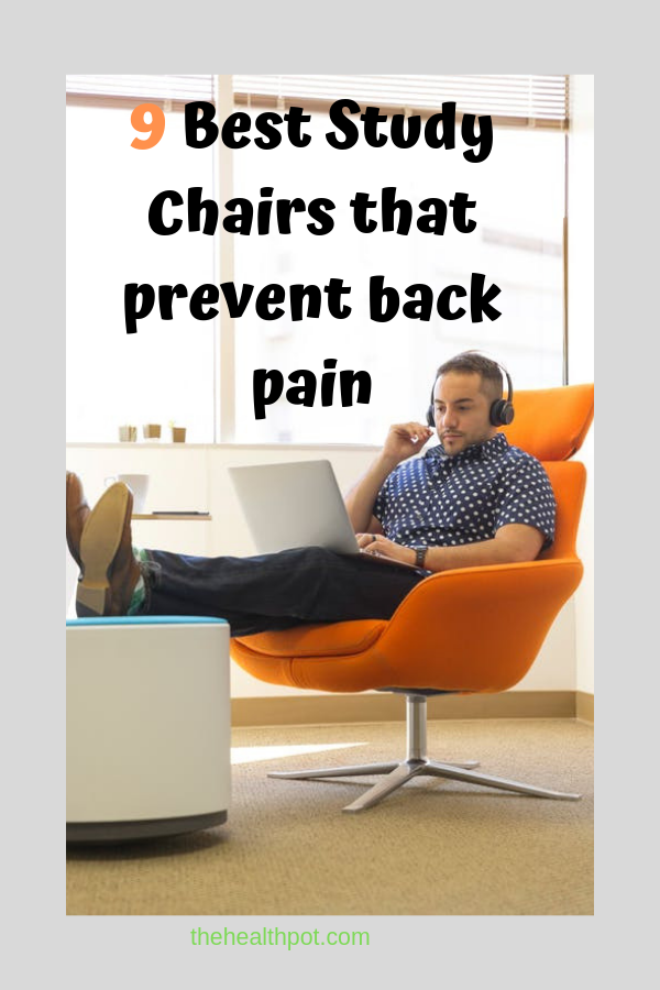 9 Best Chairs for Studying That Prevent Back Pain (2019 is part of Study chair - If you are shopping for the best study chair, consider any of these picks from this guide of the 9 best chairs for studying  These chairs are comfy